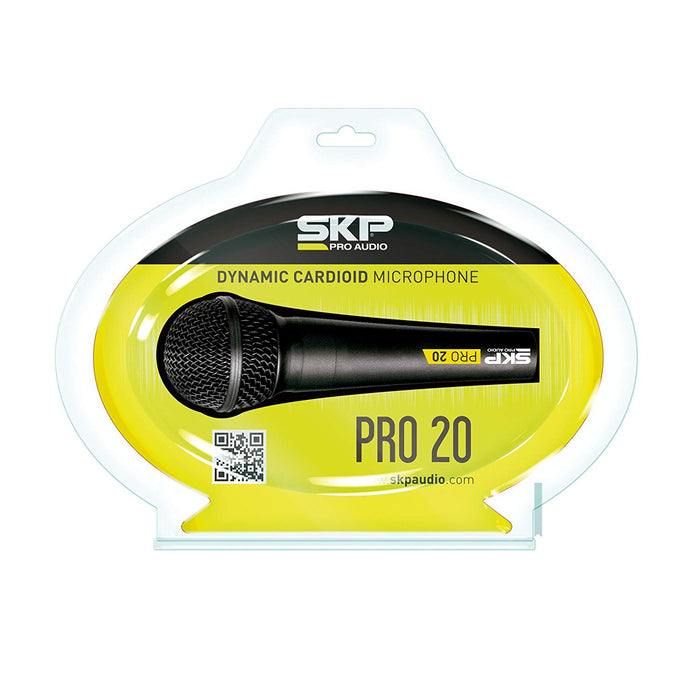 SKP Pro Audio PRO-20 Professional Microphone Dynamic