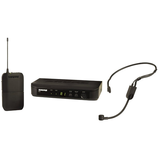 SHURE BLX14/P31 Instrument Wireless System with PGA31 Headset Microphone, J10