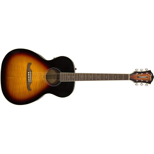 Fender FA-235E Concert Size Acoustic Electric Guitar, Sunburst