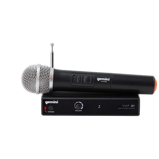 Gemini VHF-01M Wireless Microphone System