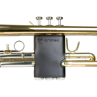Protec Leather Valve Guard Trumpet