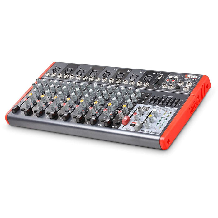 NOVIK NEO MIXER NVK 1202FX 12 Channel