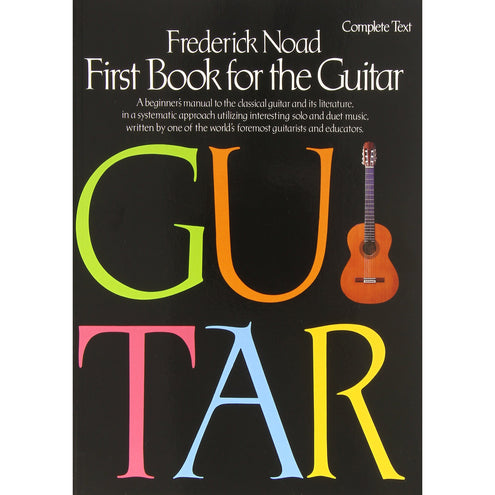 first book for the guitar complete guitar technique music access