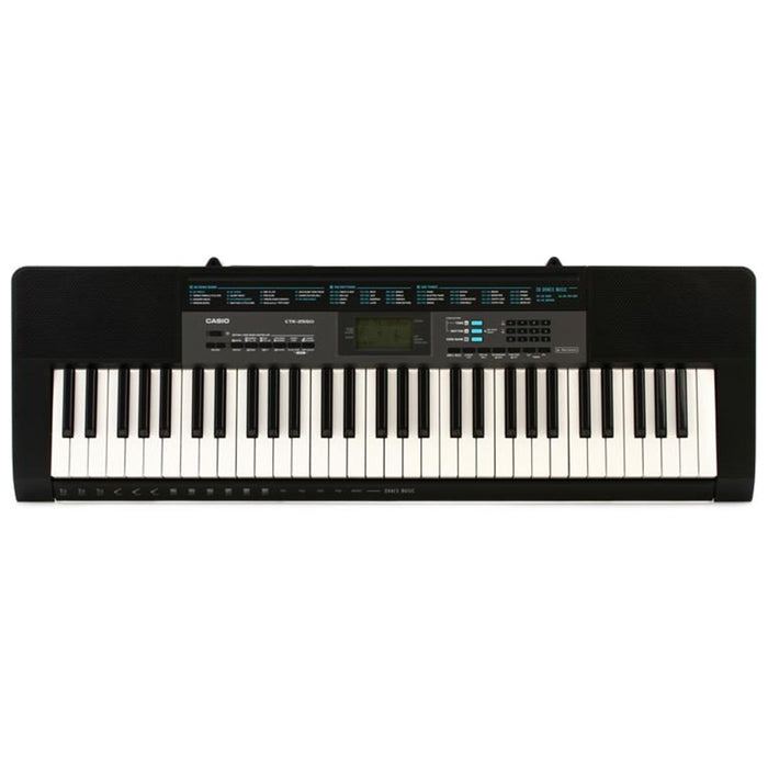 Casio Keyboard CTK-2550 61 Keys