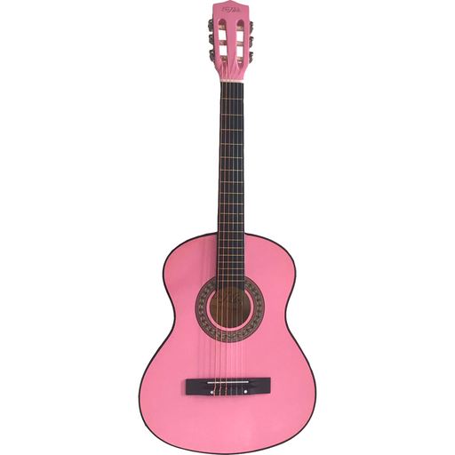 "Guitarra Clasica Don Pablo 36"" Junior Pink"