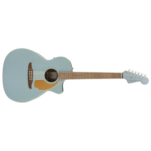 Fender Newporter Player IBM WN, Walnut Fingerboard, Ice Blue Satin