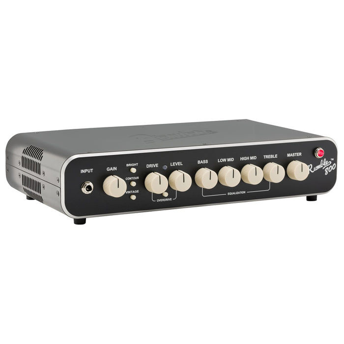 Fender Rumble 800 - 800-watt Bass Head
