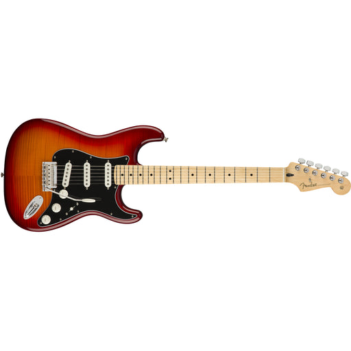 Fender Player Stratocaster Plus Top - Aged Cherry with Maple Fingerboard
