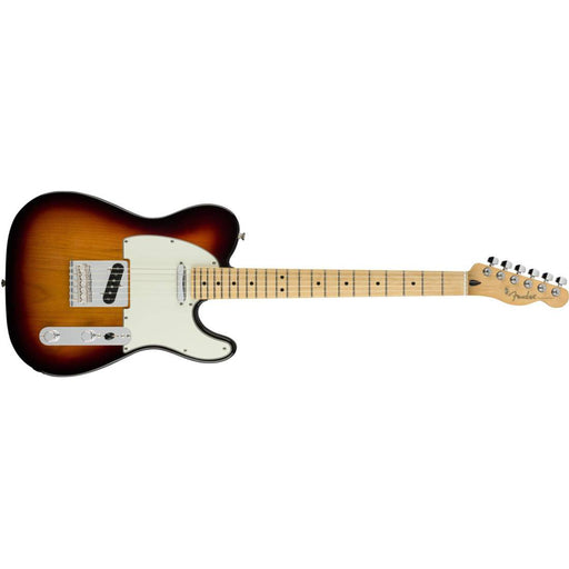Fender Player Telecaster - 3-Tone Sunburst with Maple Fingerboard