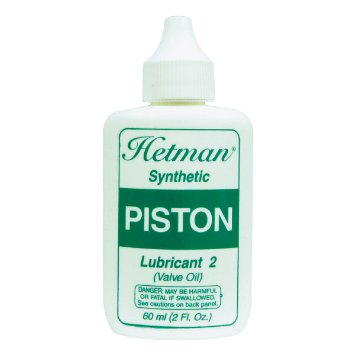 Hetman 2 - Piston Lubricant