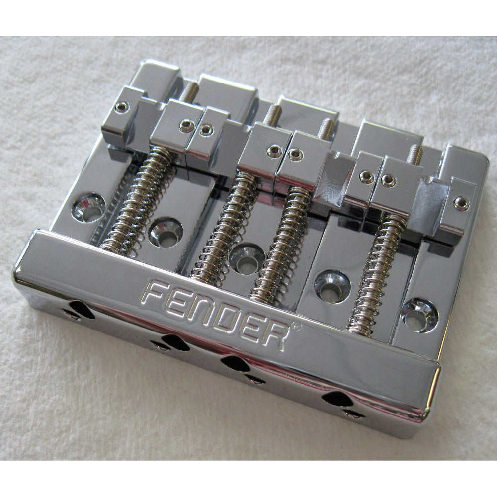 Fender High Mass Bass Bridge IV with Brass Saddles