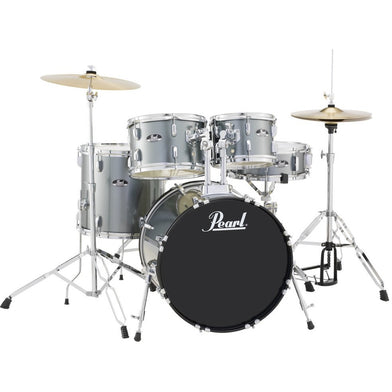 Pearl Drum Roadshow - Charcoal Metallic