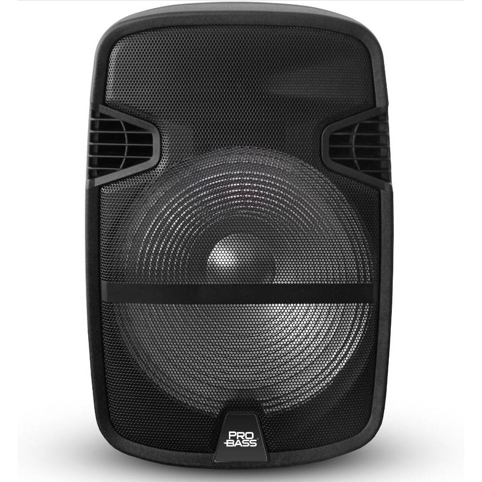 "PROBASS STREET 15 ACTIVE SPEAKER 15"" RECHARGEABLE/LED"