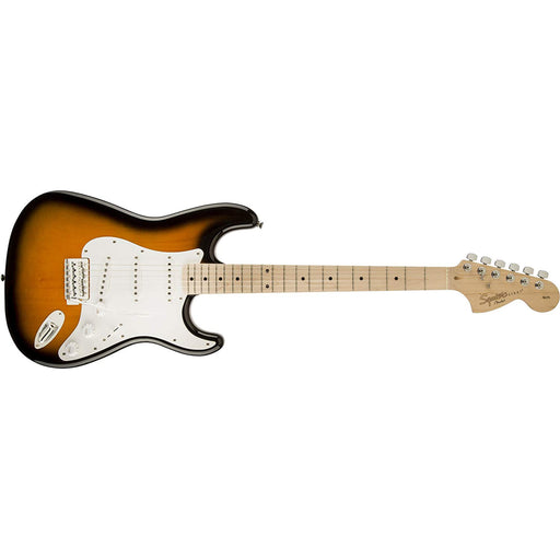 Squier Affinity Stratocaster - 2-Tone Sunburst with Maple Fingerboard