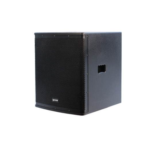 "GEMINI ZRX-S18P: 18"" POWERED SUBWOOFER"