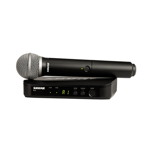 SHURE Handheld Wireless System with PG58