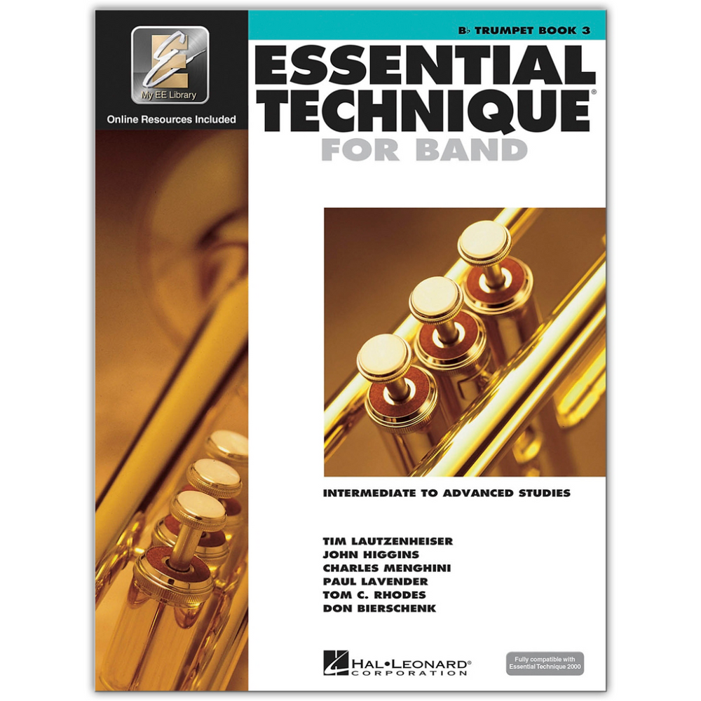 Essential Technique for Band - Bb Trumpet 3