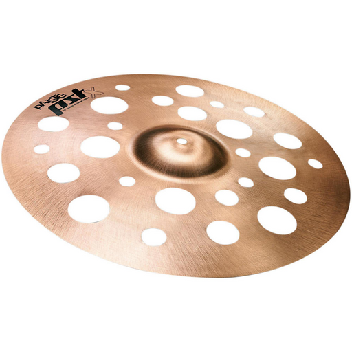 "Paiste PST X 18"" Swiss Medium Crash Cymbal"