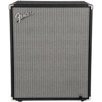 Fender Rumble 210 Cabinet, V3, Black/Silver