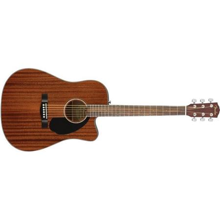 Fender Classic Design CD-60SCE All-Mahogany