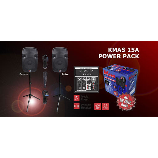 Kohlt KMAS-15A Power Pack