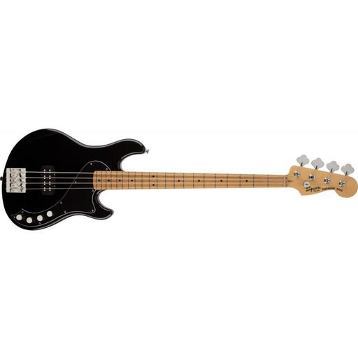 Squier Deluxe Dimension Bass IV Black