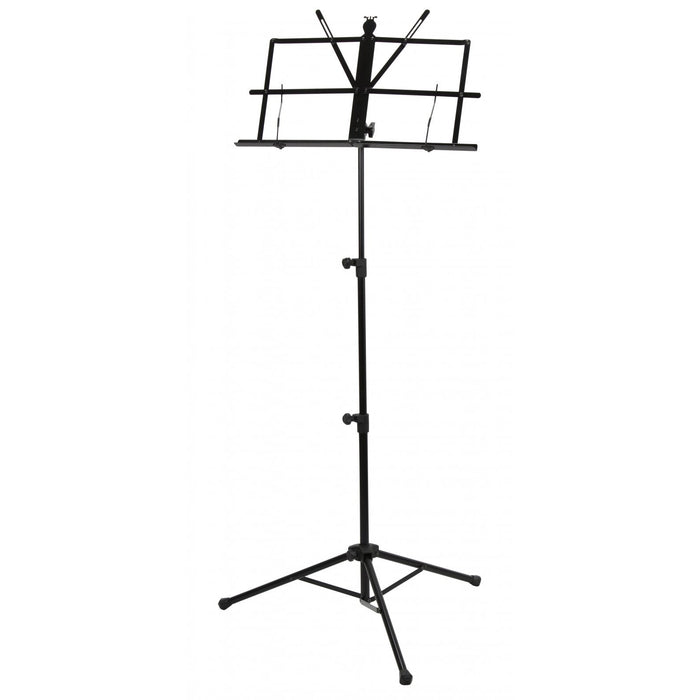Music Stand Deluxe Folding Music Stand w/ CARRYING BAG