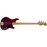Squier Deluxe Dimension Bass IV Red