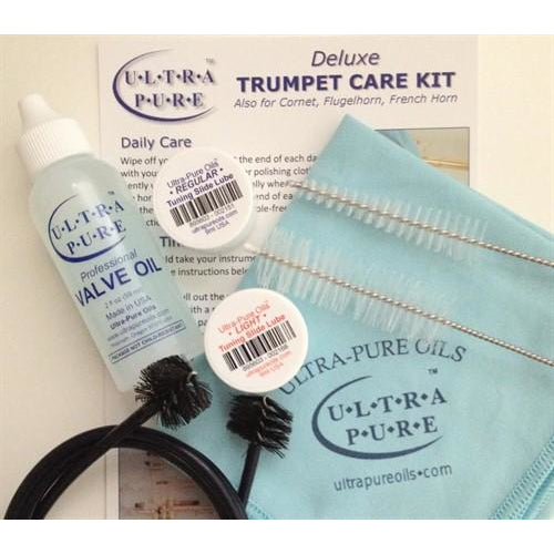 Ultra-Pure Deluxe Trumpet Care Kit