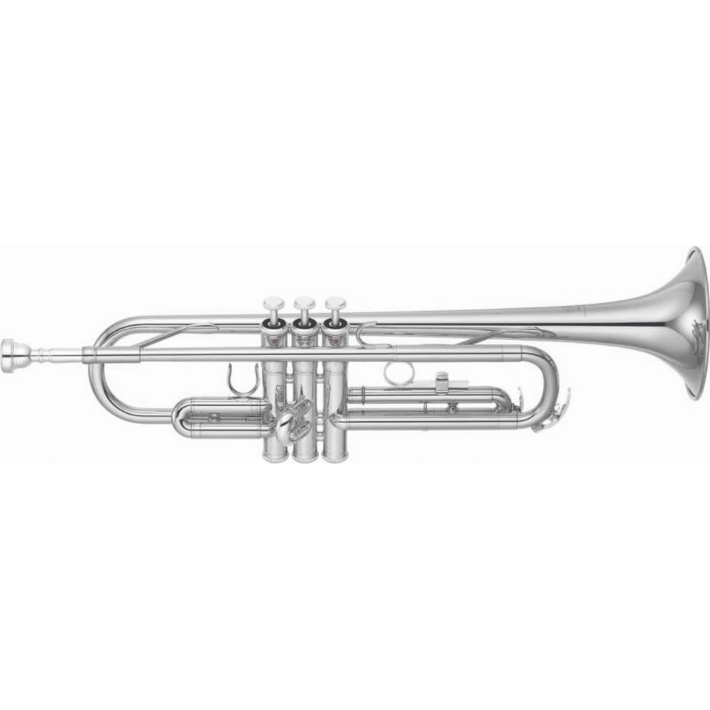 Student Trumpet, Silver