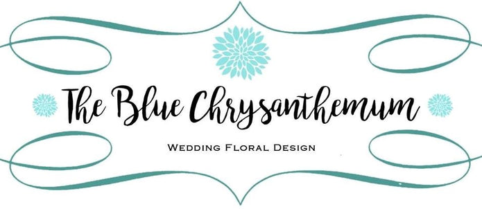 The Blue Chrysanthemum