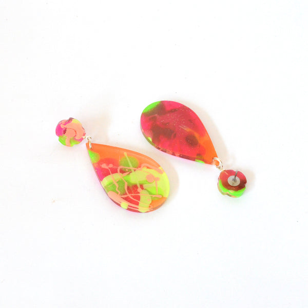 Petal Pop Flower Top Tear Drop