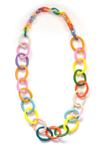 Chain Link Necklace-No.1