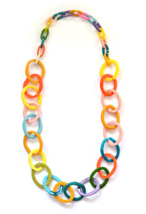 Chain Link Necklace-No.2