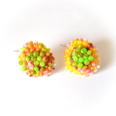 Pea Drops - Found Object Series #1