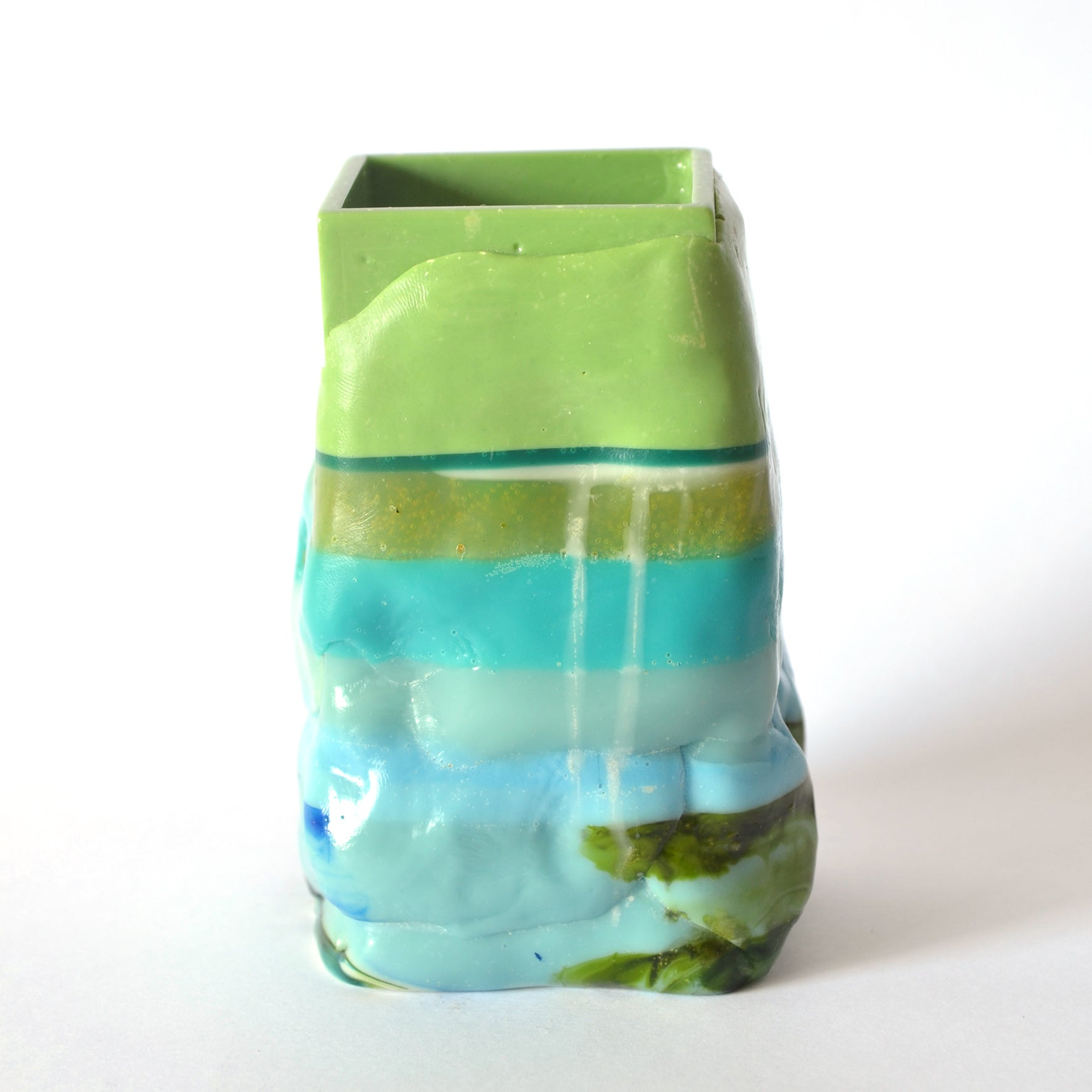 Smudge Vase- Style 1 in Assorted Colours