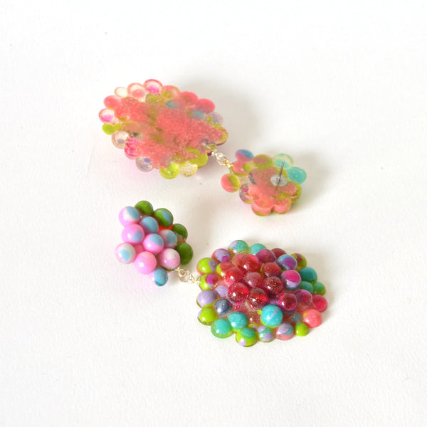 Double Bubble Pea Drops - Found Object Series #3