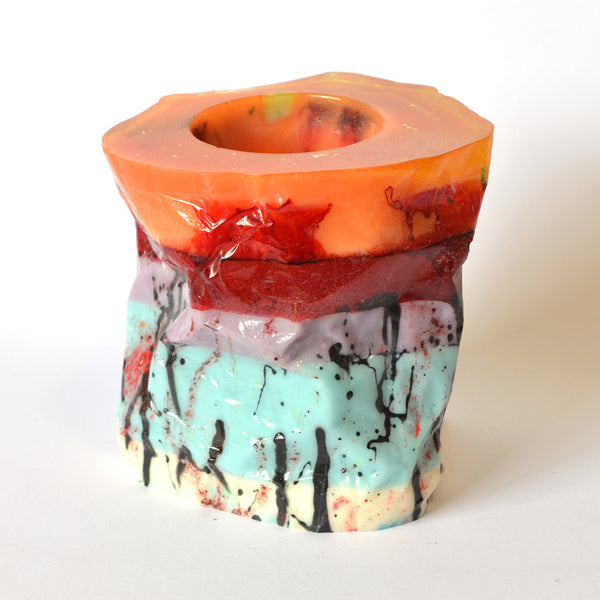 Resin Vase-Short Large