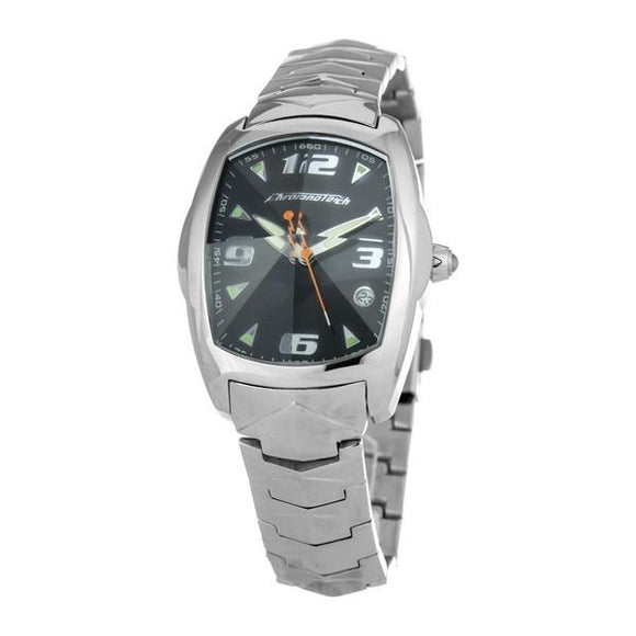Smykkeli Klokke for dame Chronotech CT7504L-02M