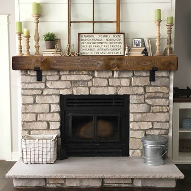The Ultimate Guide to Decorating Your Fireplace Mantel