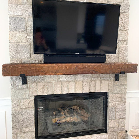 Mantel Add On - Electrical Outlet