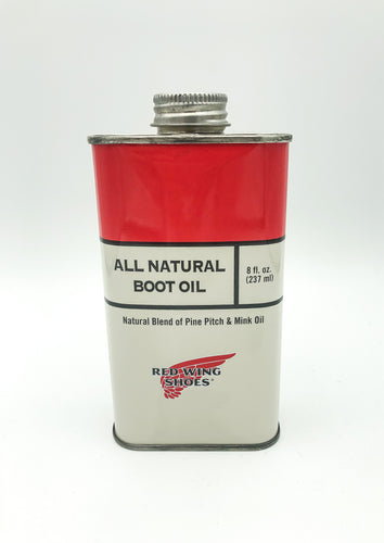 Redwing All Natural Boot Oil