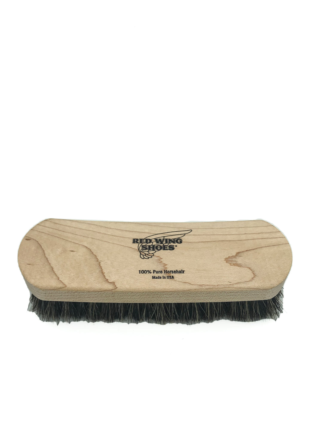 Redwing Natural 100% Horsehair Brush