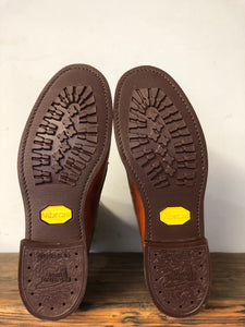 Vibram 430 Mini-Lug Oil Resistant Sole + Heels