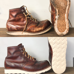 Redwing Traction Tread