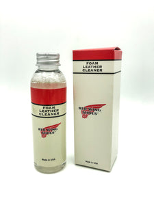 Redwing Foam Leather Cleaner 4oz