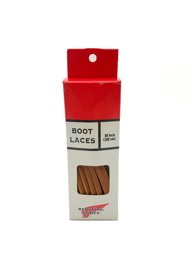 Redwing Boot Laces Leather