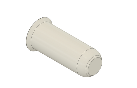 """0.75"""" ID Solid Cap for Wall Eye Wall Port"""