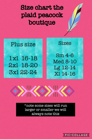 8dccbcf6b  NOTE SIZE CHART is for IN-STOCK items  DROP ship items have their own size  chart in the descriptions