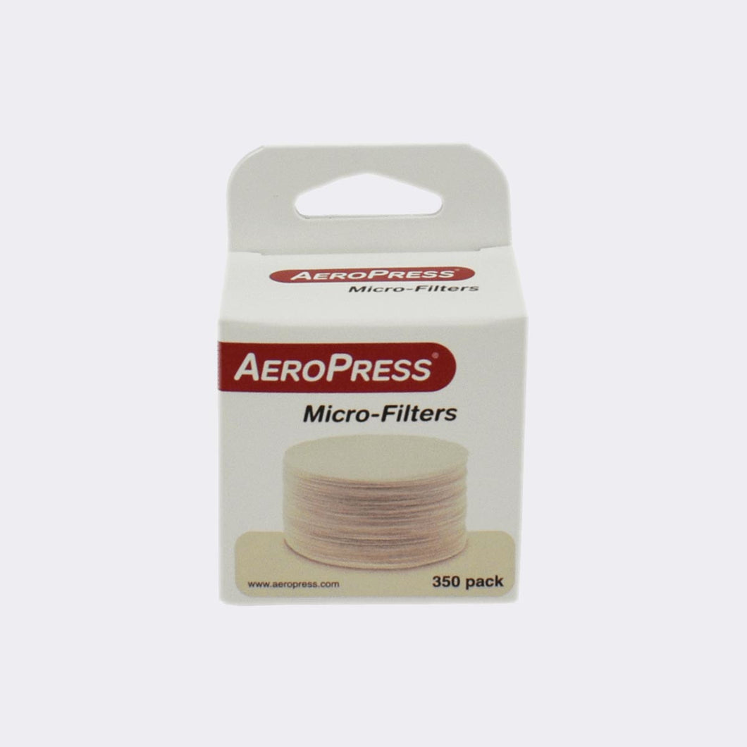 Aeropress Filters for Aeropress and Aeropress Go